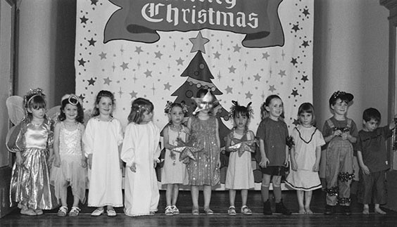 Old Bugs Christmas Show (7)_BW